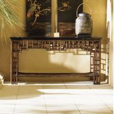 Found it at Wayfair - Royal Kahala Mystic Leather Console Table