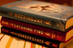 The Hunger Games #book #collins #hungergames