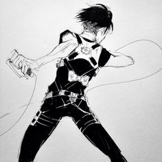 Sexy Levi-Damn...look at those ARMS HOLY SHIZ *nosebleed*