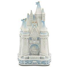 Walt Disney World Cinderella Castle Treasure Box | Disney Store