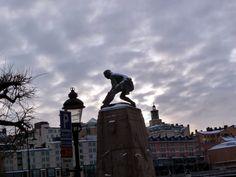 Jemina Staalon matkaploki: Tukholma 15.01.2014: Cindy Sherman, joutsenet ja Niki de Saint Phalle