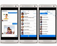 Facebook Messenger en tu móvil