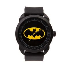 Shop for Batman Watch, Batman, at Journeys Shoes. Time will only tell when the Batman will show up next! This Batman Watch features a analog display, Bat-Signal logo watch face and adjustable rubber wrist band.