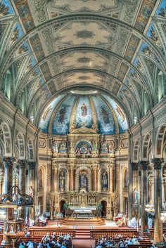 Shrine of St. Joseph - St. Louis, Missouri by Creativity+ Timothy K Hamilton, via Flickr