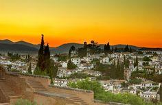Granada - Albaycin quarter