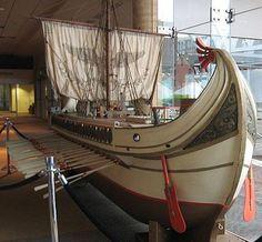 Model Roman Ship from the movie Ben Hur