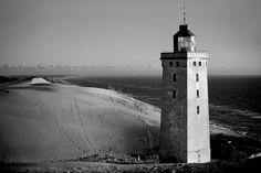 "500px / Photo ""Rubjerg knude light house summer evening"" by Michael Johansen"