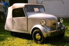 America's Home Grown Kei Car – The Rise and Fall Of The Crosley Automobile
