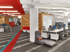 Sapient – Design Is … Award People's Choice    note: carpet change
