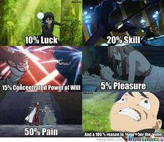 sword art online funny | Remember The Name (Sword Art Online) - Meme Center
