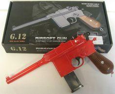 Airsoft Bargains - Mauser C96 Metal Airsoft Pistol, £14.99 (http://www.airsoftbargains.co.uk/mauser-c96-metal-airsoft-pistol/)