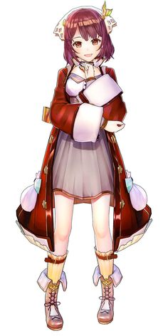 Sophie from Atelier Firis: The Alchemist and the Mysterious Journey