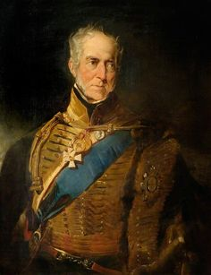 Henry William Paget (1768–1854), 1st Marquess of Anglesey / No artist listed just British (English) School