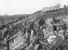 worst mining disaster in American history occurred on December 6, 1907, when an underground explosion at Monongah in Marion County WV killed 362 miners