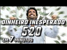 DESAFIO: Grabovoi 520 Ganhe muito DINHEIRO em 7 Min - 520 Dinheiro Inesperado! - YouTube