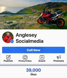Just hit 39k on my Facebook page  thank you #Anglesey lovers Anglesey, Promotion, Lovers, Social Media, Photo And Video, Facebook, Social Networks, Social Media Tips