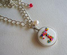 """""""T"""" Monograms, Jewelery, Pendant Necklace, Bracelets, Jewelry, Jewels, Bijoux, Schmuck, Jewlery"""