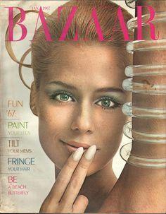 Harper's Bazaar January 1967 - Ephemera Forever