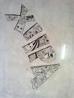 its my doodle, semoga suka