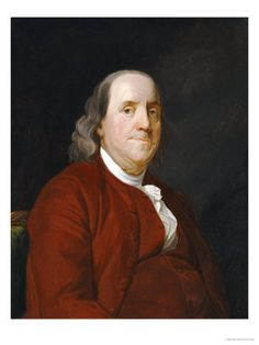 Ben Franklin, for living out an example of a life of excellence, pursuing wisdom, self reliance, personal responsibility, and social responsibility. He is also my hero for his part in the founding of the United States of America!