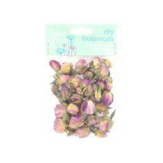 Spa Craft Soap Making Botanicals Pink Rose Buds | Hobbycraft