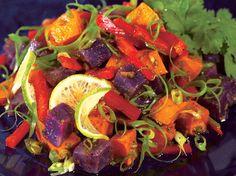 Sweet Potato Salad With Cilantro-Lime Vinaigrette Recipe | Foodland