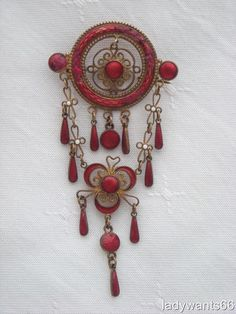 ANTIQUE NORWEGIAN GUILLOCHE ENAMEL SOLJE BROOCH PIN CIRCA 1920 Art Nouveau, Art Deco, Gems Jewelry, Brooch Pin, Vintage Jewelry, Enamel, Butterfly, Antiques, Norway
