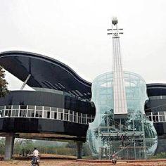 Piano House, China