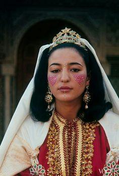 Feue Princesse Lalla Nouzha