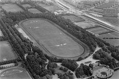 Draf en renbaan Stadspark Groningen