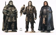thorin concept art | sayners:thorineichenschild:Concept art of young ThorinIs it Thorin in ...