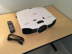 Epson PowerLite Home Cinema 5030UB 1080p LCD Projector Under Warranty