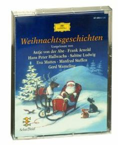 Weihnachtsgeschichten, 2 Cassetten
