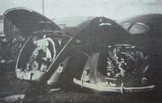 """Typ 32 desarrollado para la """"NSU"""" (1934) y VW 38 c 1938/39"""