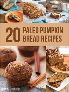 ... Pinterest   Organic Almond Butter, Paleo Pumpkin Bread and Fat Bombs