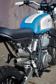 Surf Duster – 66 Motorcycles