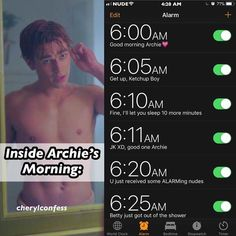 Likes, 506 Comments - Riverdale Co. Riverdale Quotes, Riverdale Archie, Bughead Riverdale, Riverdale Funny, Funny Texts Pranks, Riverdale Betty And Jughead, Zack E Cody, Riverdale Characters, Funny Quotes