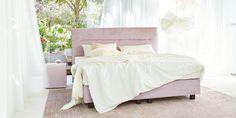 Boxspringbett JOKA Capri Sofa, The Dreamers, Dream Catcher, Bed, Capri, Furniture, Home Decor, Beautiful, Beds