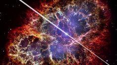 Ufattelig kraftig gammastråling vælter ud fra Krabbetågen | Ingeniøren