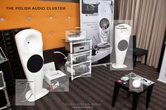 The Polish Audio Cluster - complete audio system named Dream Reference #002