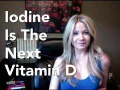 Iodine is the Next Vitamin D Head on over to http://www.elizabethrider.com and subscribe to my email list for exclusive free content including healthy recipes, cooking classes and wellness advice that actually works. See you there!