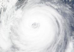 Super Typhoon Dujuan in 2015, Natural Colour Satellite Image