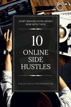 We all need to make a little extra money at times. Either for the Holidays or to pay off debt. With these 10 side hustles you can make extra money from home