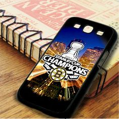 Boston Bruins Stanley Cup Champions Samsung Galaxy S3 Case
