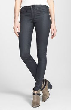 rag & bone/JEAN 'The Legging' Skinny Stretch Jeans (Shore Ditch) available at #Nordstrom