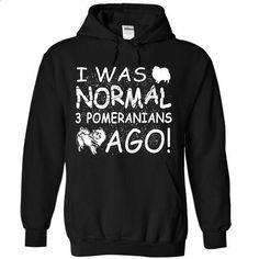 Pomeranians - #christmas tee #tshirt men. SIMILAR ITEMS => https://www.sunfrog.com/Pets/Pomeranians-3702-Black-Hoodie.html?68278