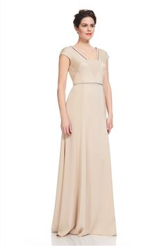 Natural Beauty Gown from KAY UNGER