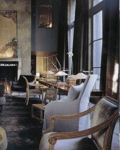 AESTHETICALLY THINKING: FIRESIDE CHATS