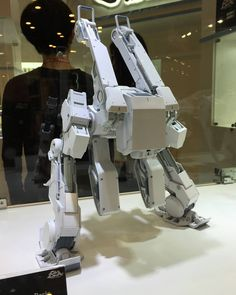Samples from our first mecha series IZMOJUKI will being displayed at the third…