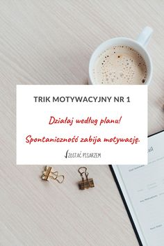 Czy wiesz, że spontaniczność to największy wróg motywacji do pisania? To właśnie te zrywy powodują, że nie dokańczasz swojej historii. Zaplanuj swoje działania, żebyś wiedział, co masz dalej robić.  #pisanie #pisaniepowiesci #pisanieksiazki #trikmotywacyjny #motywacjadopisania #planpowiesci #spontanicznosc #pisarzamator #poczatkujacy pisarz Blog, Blogging